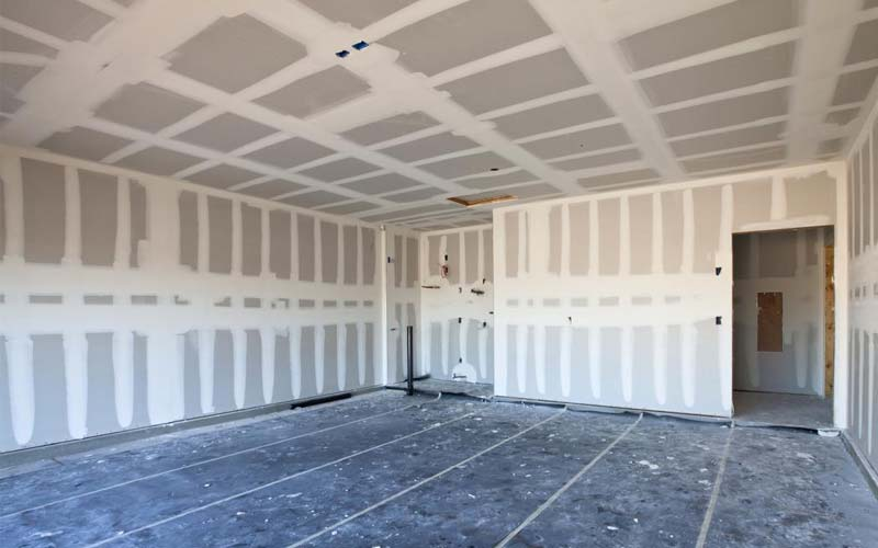Sheetrock Installation Drywall Contractor